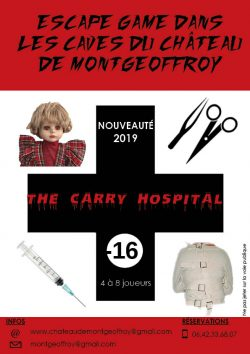 Flyer Carry Hospital